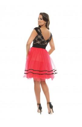 Rochie Veve Red