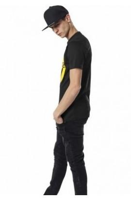 Tricou negru Wu-Wear
