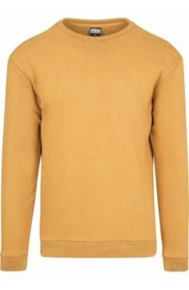 Bluza cu textura Crewneck
