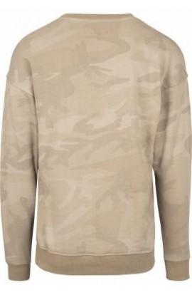 Bluza maneca lunga camuflaj