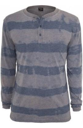 Bluza cu dungi henley