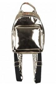 Rucsac mini metalic