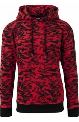 Hanorac Sweat Camo Bomber