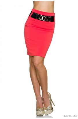 Fusta Mini Uni Model Bodycon