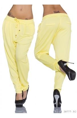 Pantaloni Salvari Lungi cu Siret