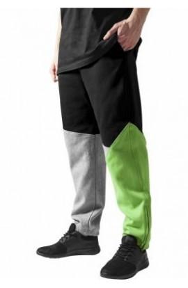 Pantaloni trening zigzag