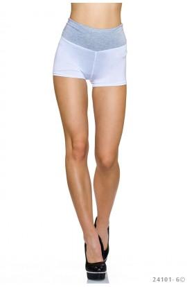 Hot Pants cu Talie Inalta
