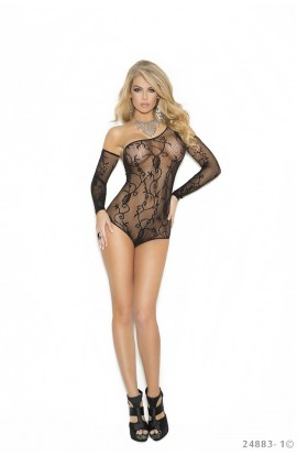 Body Sexy de Dama Model Asimetric