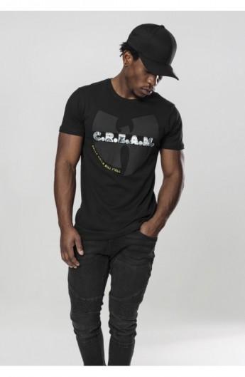 Wu-Wear C.R.E.A.M. Tee negru XL