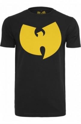 Wu-Wear Logo T-Shirt negru L
