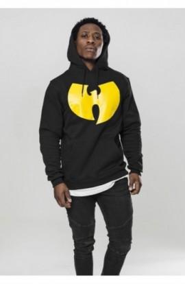 Wu-Wear Logo Hoody negru L