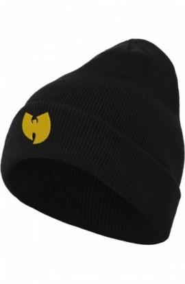 Wu-Wear Logo Beanie negru