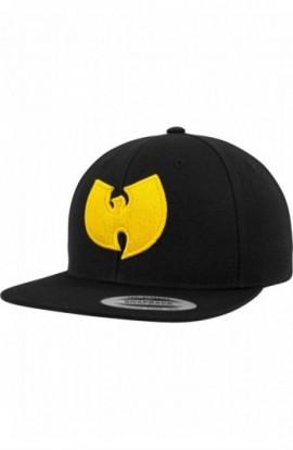 Wu-Wear Logo Cap negru
