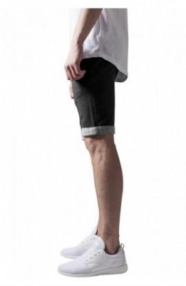 Pantaloni scurti sala gri carbune S