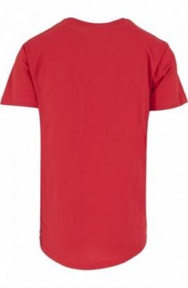 Tricouri hip hop lungi foc-rosu XS