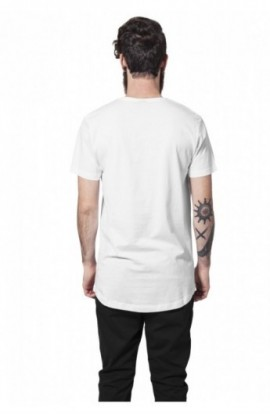 Tricouri hip hop lungi alb 2XL