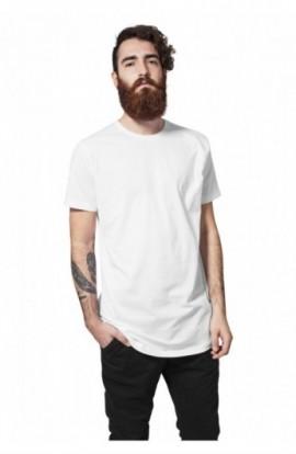 Tricouri hip hop lungi alb XL
