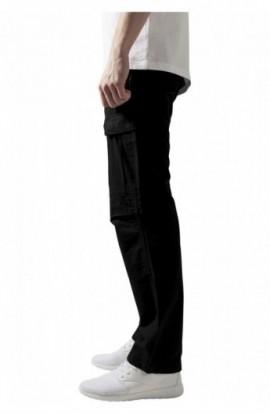 Pantaloni camuflaj barbati negru 30