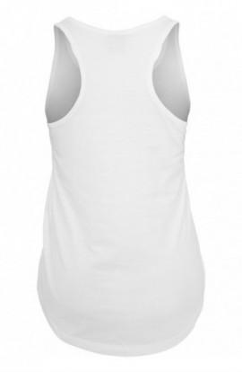 Maiouri urban largi femei alb XL