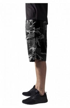 Pantalon cargo cu tur lasat urban-camuflaj 32