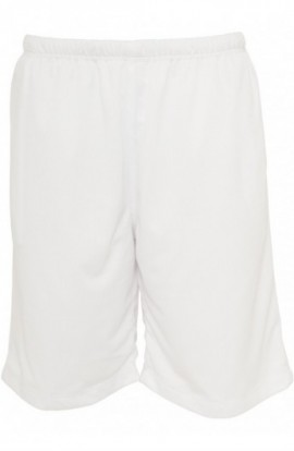 BBall Mesh Shorts with Pockets alb L