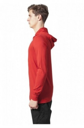 Hanorac urban jersey rosu XL