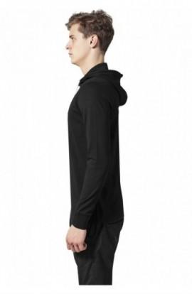 Hanorac urban jersey negru S
