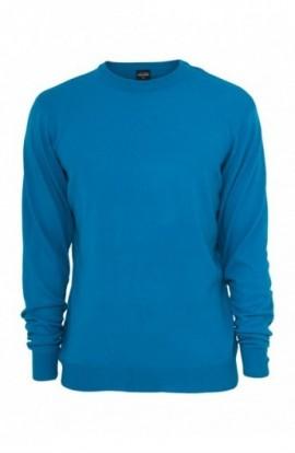 Bluze tricotate barbati turcoaz XL