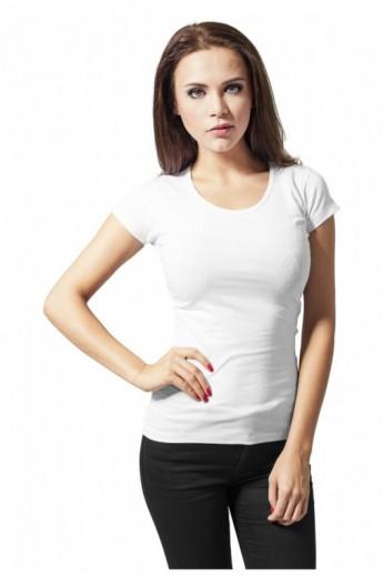 Tricouri femei basic alb XS