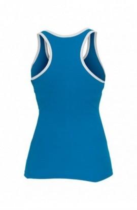 Maiou sport femei turcoaz-alb XL