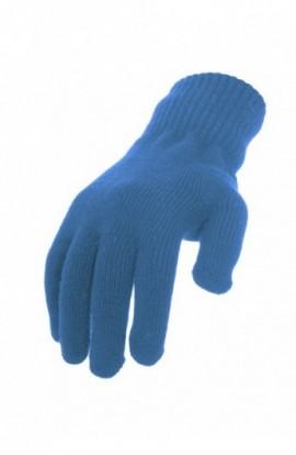 Manusi tricotate turcoaz L-XL