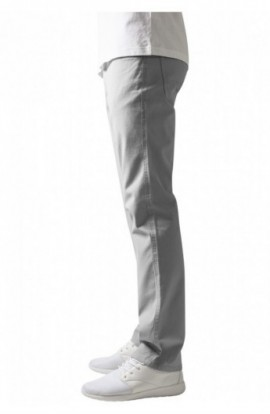 Pantaloni urban casual gri deschis 32
