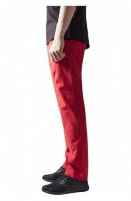 Pantaloni chino barbati rosu 34