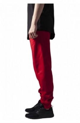 Pantaloni de trening barbati fit rosu XL