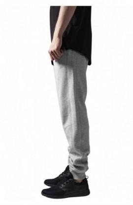 Pantaloni de trening barbati fit gri deschis S
