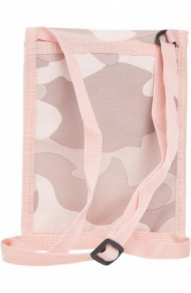 Neck Pouch Oxford rose-camuflaj
