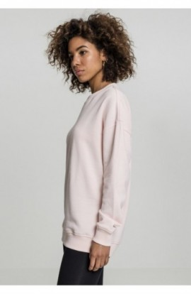 Ladies Oversize Crewneck roz S