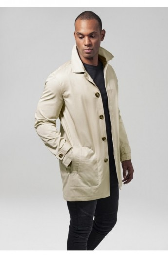 Gabardine Coat nisip 2XL