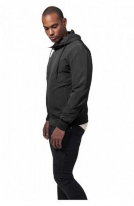 Nylon Windbreaker negru 2XL