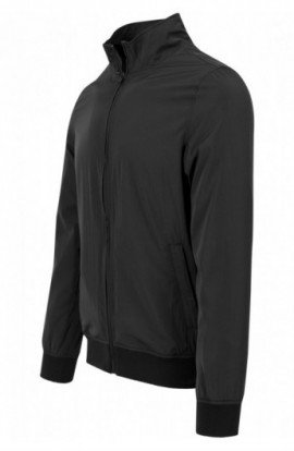 Nylon Training Jacket negru 2XL