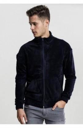 Velvet Jacket bleumarin 2XL