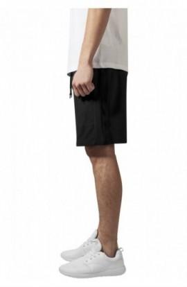 Interlock Sweatshorts negru 5XL