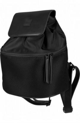 Midi Mesh Mix Backpack negru