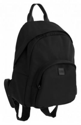 Midi Nylon Backpack negru
