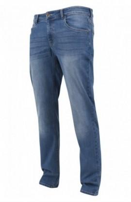 Stretch Denim Pants albastru-washed 38