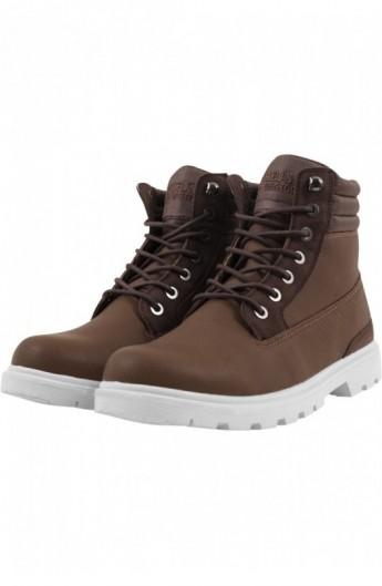 Winter Boots maro-darkbrown 43