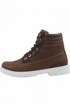 Winter Boots maro-darkbrown 43
