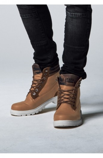 Winter Boots bej-camuflaj 44