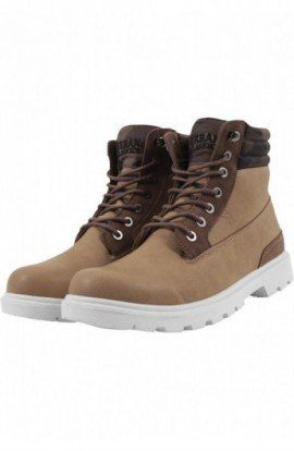 Winter Boots bej-camuflaj 44