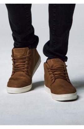 Hibi Mid Shoe toffee-alb 39